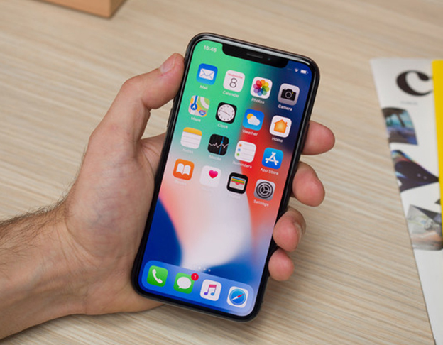 Thay màn hình iPhone X khi bị lỗi đơ cảm ứng, sọc màn hình & nhòe mực