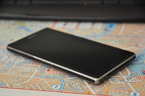 Hiện tượng Sony Z1 chết đen màn LCD hiển thị