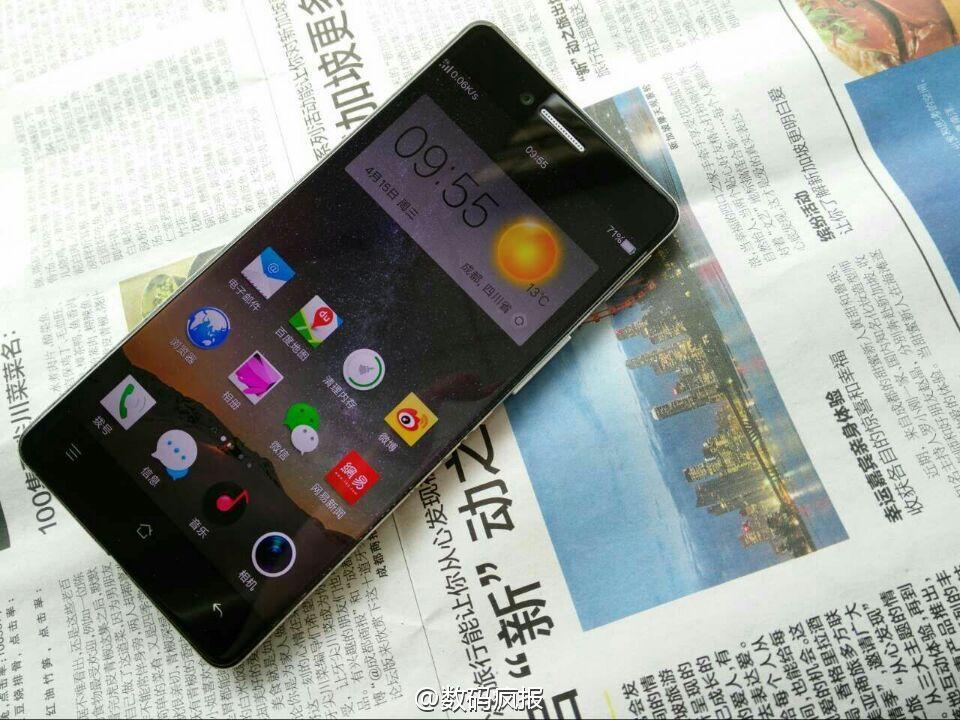 Ép cảm ứng Oppo R7 khắc phục lỗi đơ cảm ứng