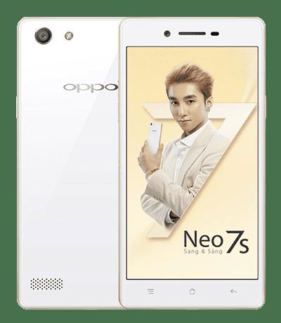 Khi máy bị lỗi đơ cảm ứng chỉ cần thay mặt kính cảm ứng Oppo Neo 7s