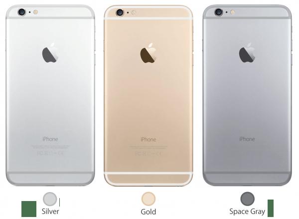 Linh kiện thay vỏ iPhone 6, 6 Plus