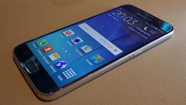 Thay IC nguồn Samsung S6 | sửa Samsung S6 mất nguồn