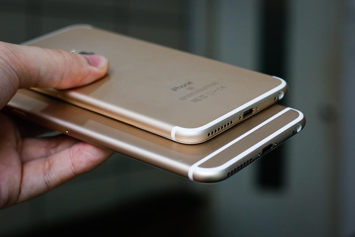 Thay vỏ điện thoại iPhone