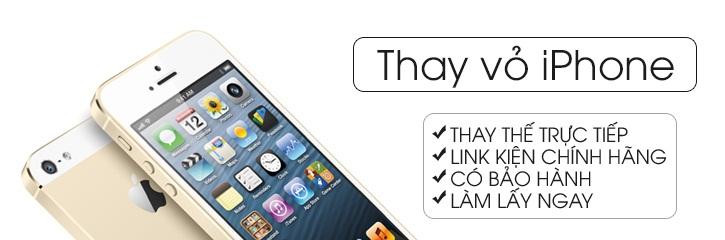 Chính sách dịch vụ thay vỏ iPhone tại CareMobile