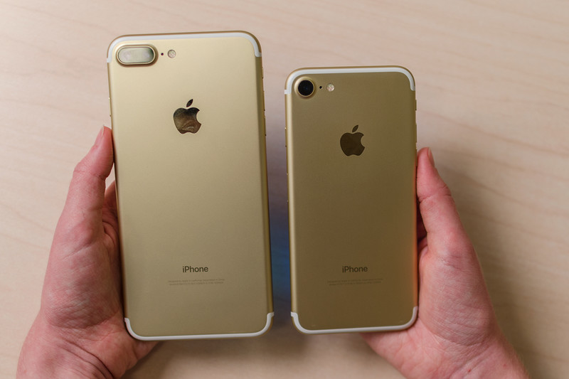 Linh kiện thay vỏ iPhone 7, 7 Plus