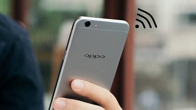 Sửa Oppo F1 Plus không bắt được Wifi