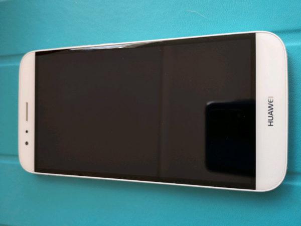 Màn hình Huawei G8 bị chết đen hiển thị