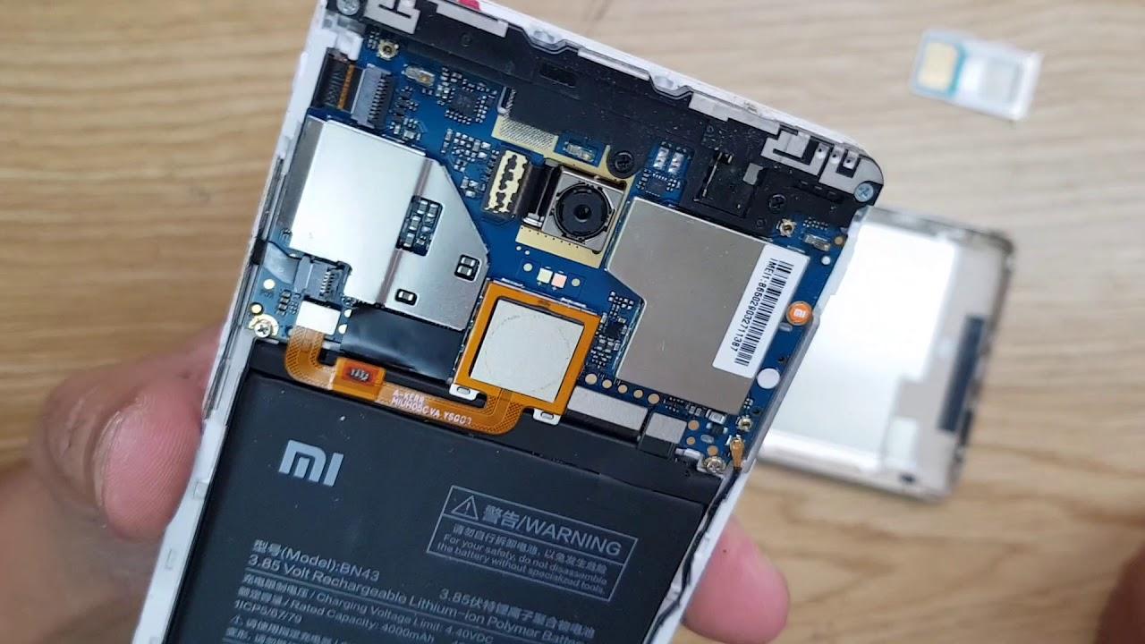 Xiaomi không sạc được cũng có khả năng lỗi IC Sạc
