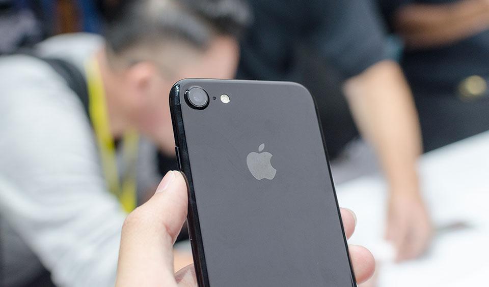 Sửa iPhone 7 mất nguồn lỗi nguồn