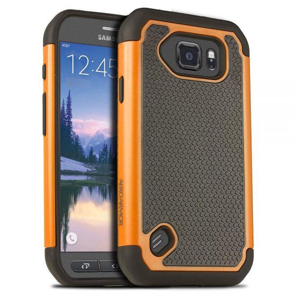 Thay mặt kính Samsung Galaxy S6 Active 1