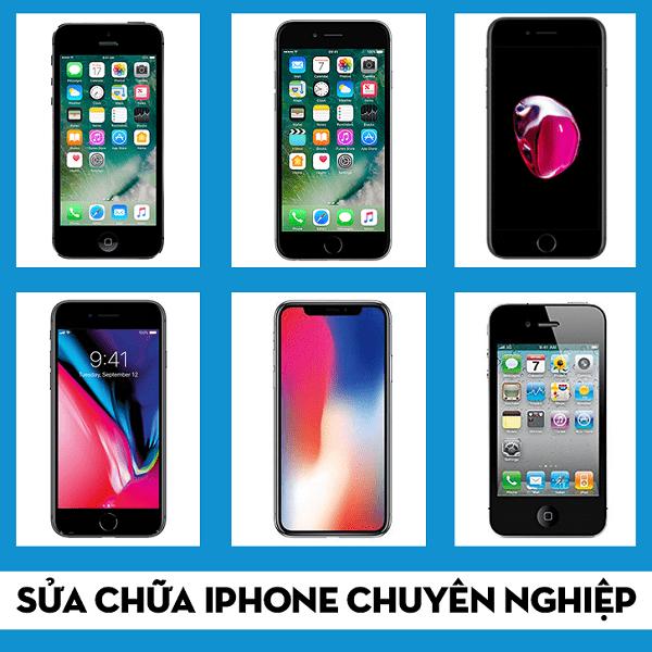 CareMobile địa chỉ sửa chữa iPhone chuyên nghiệp tại Hà Nội