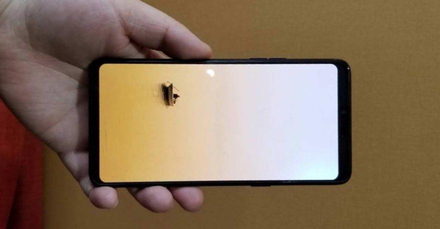 Thay man hinh Xiaomi Mi A2