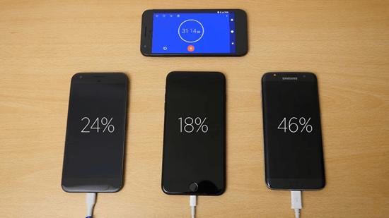 iPhone 6s Plus sạc pin lâu đầy mà lại nhanh hết pin