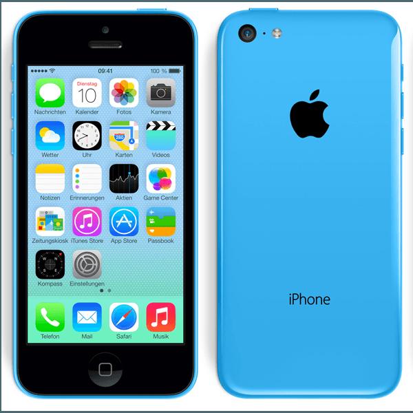 thay mặt kính iPhone 5c
