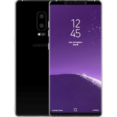 Thay măt kinh Samsung Note 9