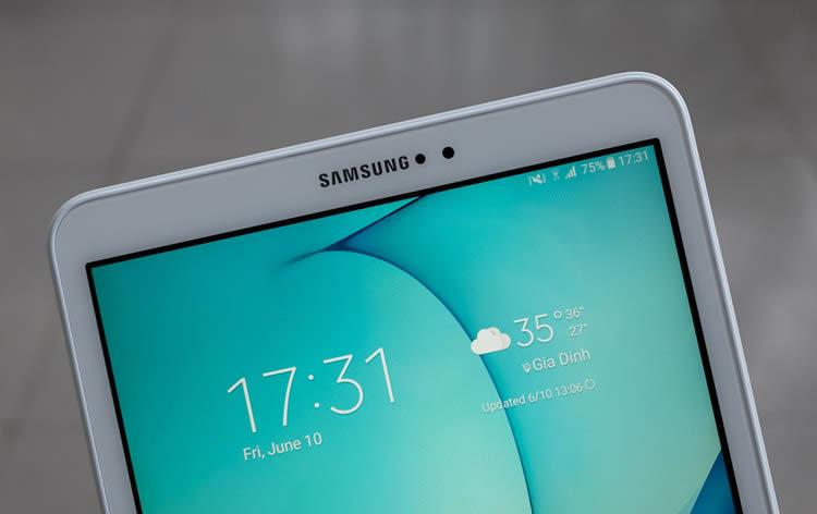 Thay chân sạc Samsung Tab ở Caremobile