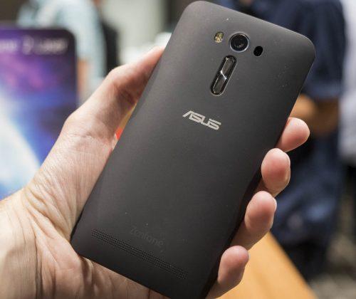 Thay mặt kính Asus Zenfone 2 Laser 5 inch