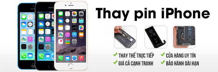Cam kết khi thay pin iPhone tại trung tâm Caremobile