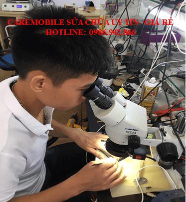 CareMobile sửa chữa điện thoại ở Hà Nội