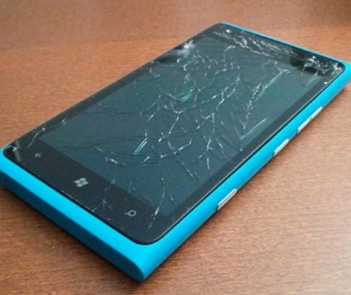 Thay mặt kính Nokia