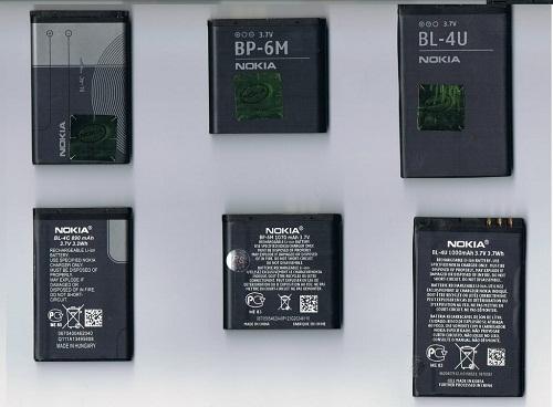 Thay pin Nokia