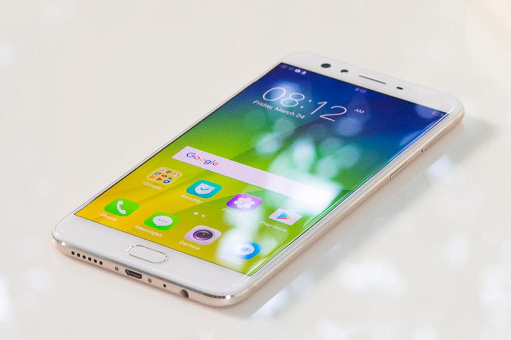 Dịch vụ thay màn hình Oppo F3 chính hãng tại CareMobile