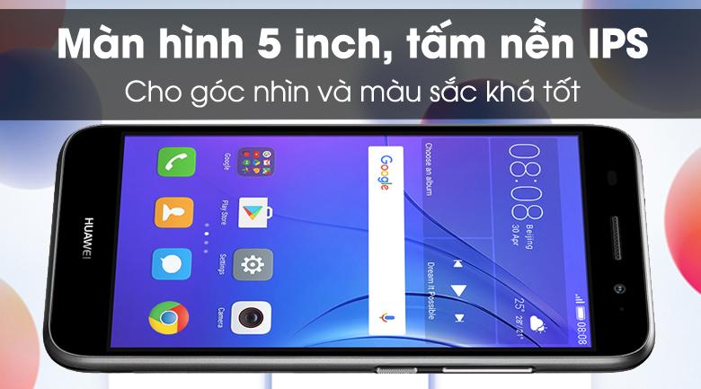 Màn hình 5 inch: Huawei Y3 vỡ mặt kính là điều đôi khi khó tránh khỏi