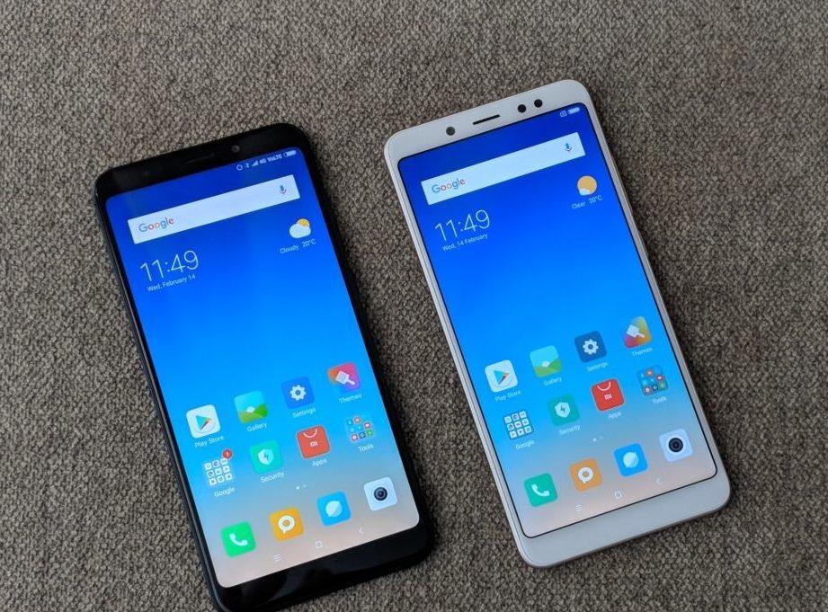 Sửa Xiaomi Redmi Note 5, 5 Pro, 5 Plus mất nguồn chập nguồn