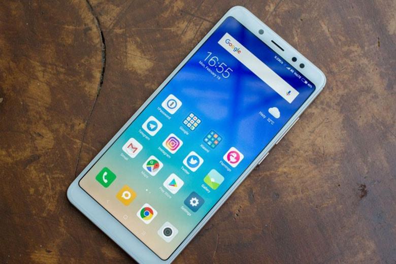 Tình trạng Xiaomi Redmi Note 5 mất nguồn, chập nguồn