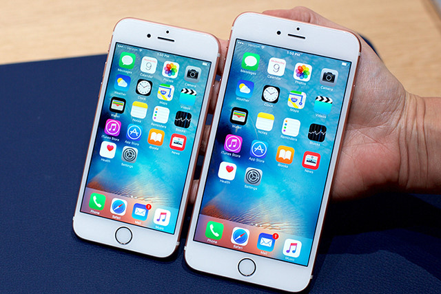 Lý do nên chọn Caremobile để khắc phục tình trạng iPhone 6 Plus liệt cảm ứng.