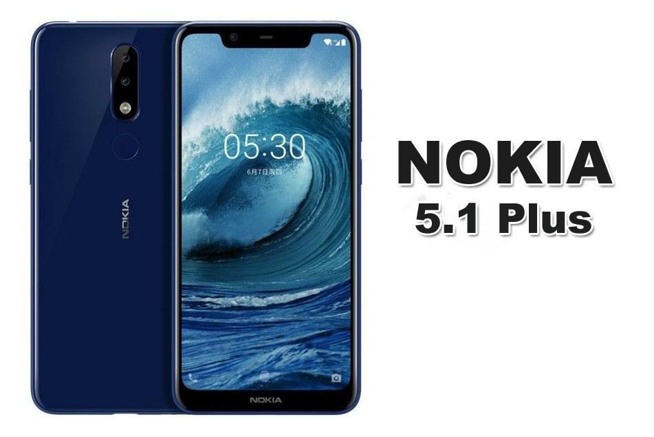 Thay mặt kính Nokia 5.1 Plus (X5): Nhanh chóng- chất lượng- giá rẻ