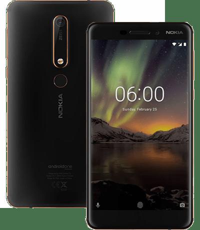 Nokia 6 chính hãng