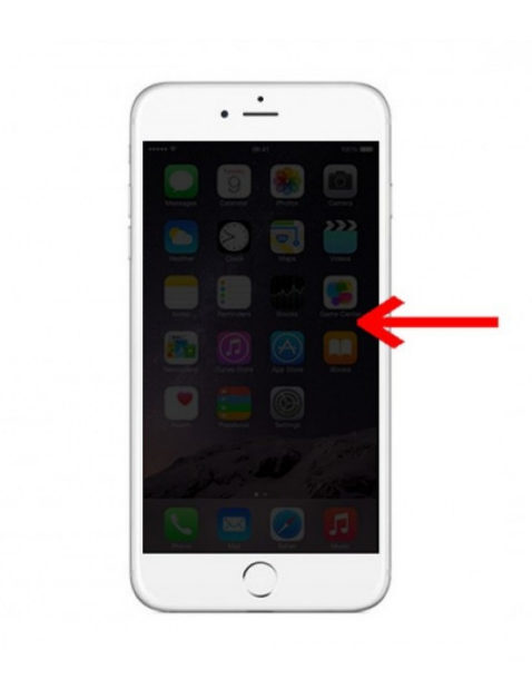 iPhone 6 lỗi đèn màn hình: Màn hình lúc nhìn thấy mờ, lúc thì tối đen.