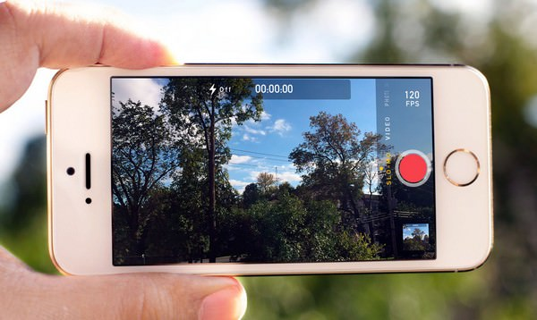 iPhone 5s lỗi camera trước chỉ dùng được camera sau