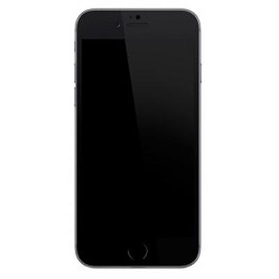 Hiện tượng iPhone 6S mất đèn màn hình không thấy gì.