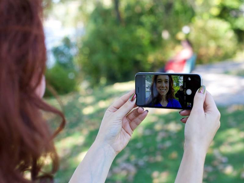 Dịch vụ thay camera trước iPhone 6S Zin 100% tại Caremobile.vn