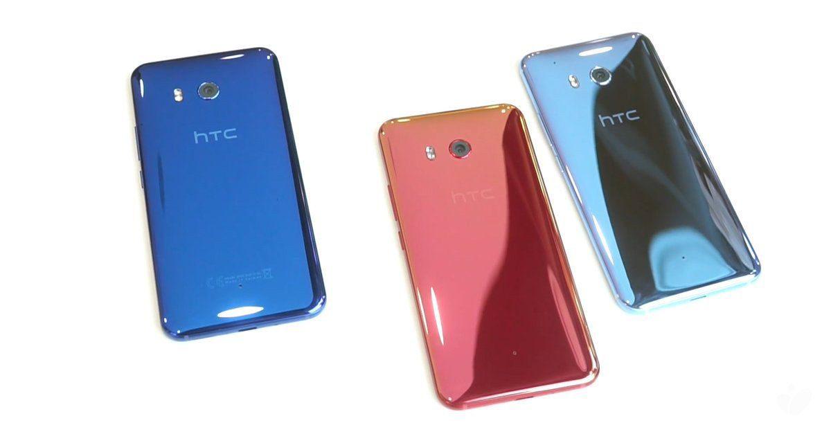 Thay nắp lưng HTC U Play: Tạo vẻ đẹp mới cho dế yêu