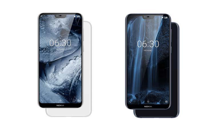 nokia 5.1 PLus & Nokia 6.1 Plus