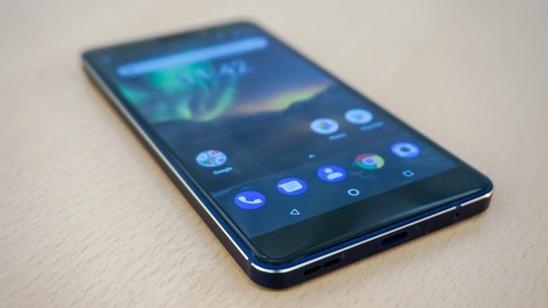 Dịch vụ thay mic Nokia 6 chuyên nghiệp, uy tín tại CareMobile.
