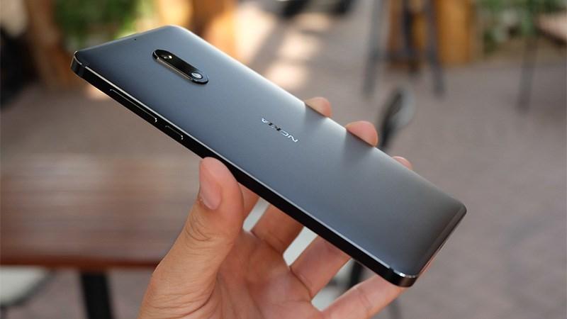 Thay mic Nokia 6 chính hãng tại CareMobile