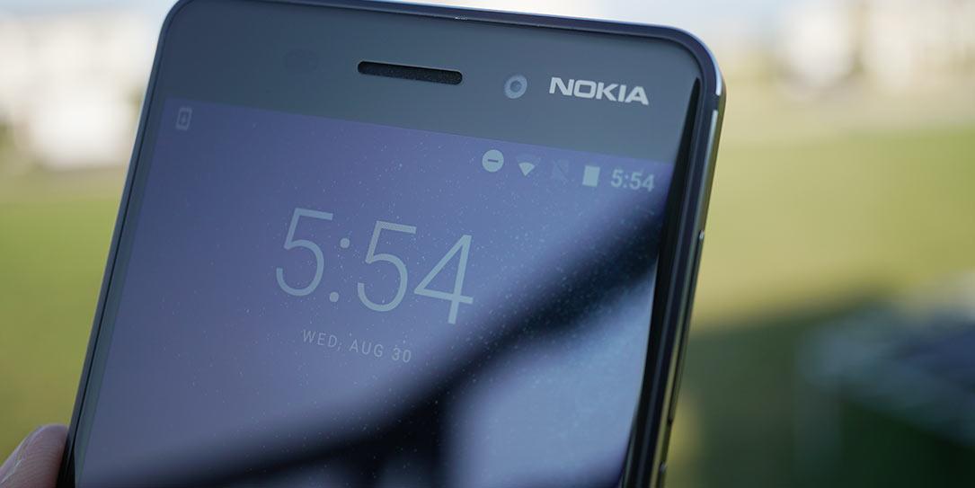 Sau khi thay mặt kính Nokia 6, màn hình sẽ khít và đẹp như ban đầu
