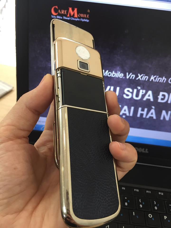 """Những điều bạn nên """"khắc cốt ghi tâm"""" khi đi thay pin Nokia 8800"""