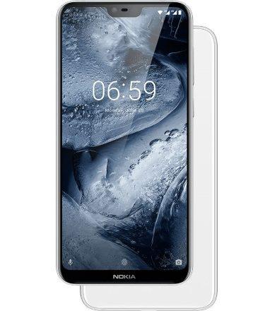 Thay màn hình Nokia 5.1 Plus