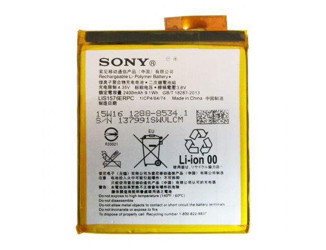 Thay pin điện thoại Sony
