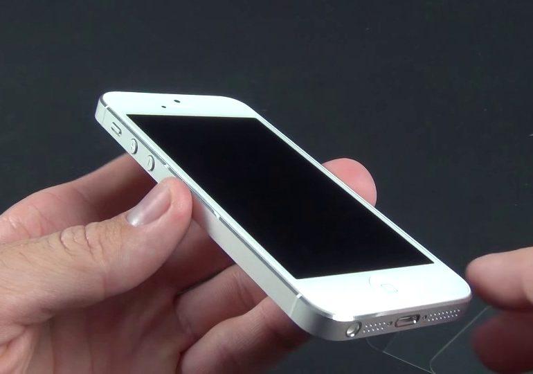 iPhone 5S mất nguồn: Trường hợp không phải là ít gặp.