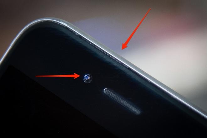 iPhone 6 không bật được camera trước: thay camera iPhone 6