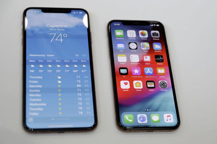 iPhone XS lỗi mic: Việc nghe- gọi sẽ bị gián đoạn.