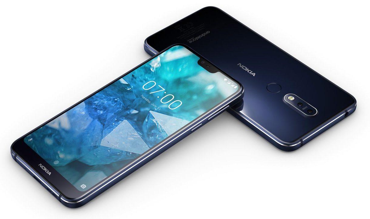 Dung lượng pin Nokia 7.1 lên tới 3060 mAh: Thỏa sức trải nghiệm trong ngày