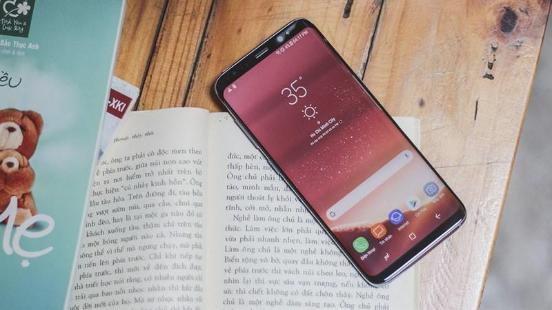 Dịch vụ thay volume Samsung S8 uy tín, giá rẻ tại CareMobile