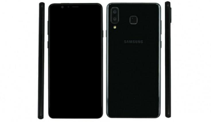 Khi màn lỗi, màn chết hiển thị thì mới thay màn hình Samsung A8 Star